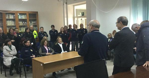 AGRIGENTO - Musumeci visita uffici periferici