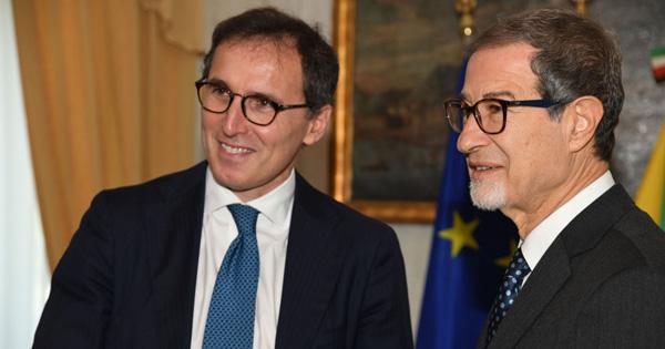 Musumeci a Boccia: Accelerare l'iter per gli investimenti in Sicilia