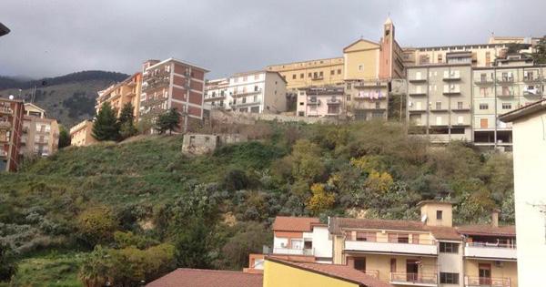 DISSESTO IDROGEOLOGICO - Cammarata, si interviene nel centro abitato