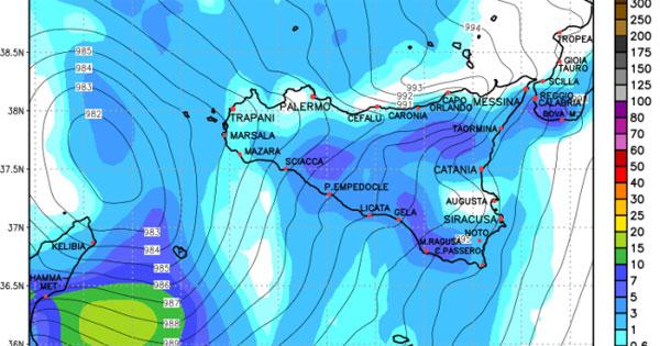 PROTEZIONE CIVILE - A Messina cabina sperimentale meteo