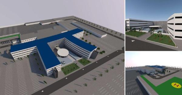 SIRACUSA - Per nuovo ospedale via libera al bando di concorso