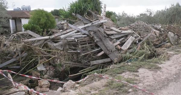 MALTEMPO - Alluvioni di novembre, ok allo stato di calamità