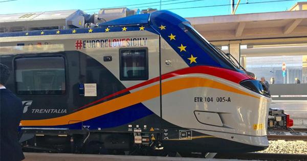 CATANIA - Si presenta treno Pop acquistato dalla Regione