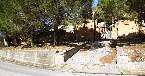 TERRITORIO - A Baucina si sistema il cimitero comunale