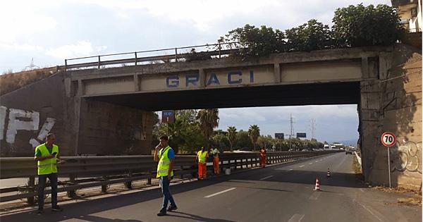 INFRASTRUTTURE - Ponte Graci, tra 15 giorni al via il cantiere