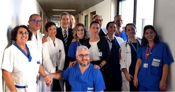 Cefalù, alla Fondazione Giglio inaugurati i nuovi laboratori di cardiologia