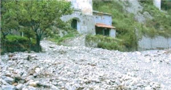 DISSESTO IDROGEOLOGICO - Taormina, un progetto per il torrente Sirina
