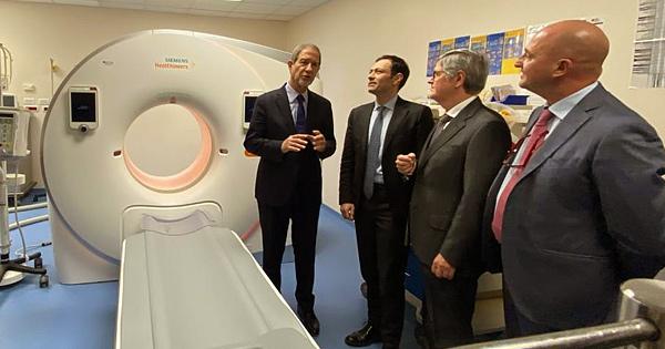 ISMETT - Inaugurato il nuovo laboratorio di imaging