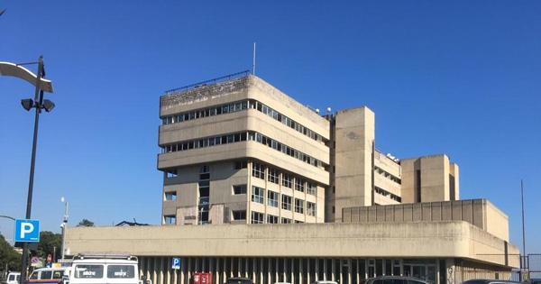CATANIA - Ex Palazzo delle poste, al via la demolizione