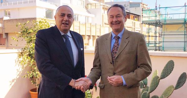 INCONTRI ISTITUZIONALI - Germania, Lagalla riceve vice ambasciatore