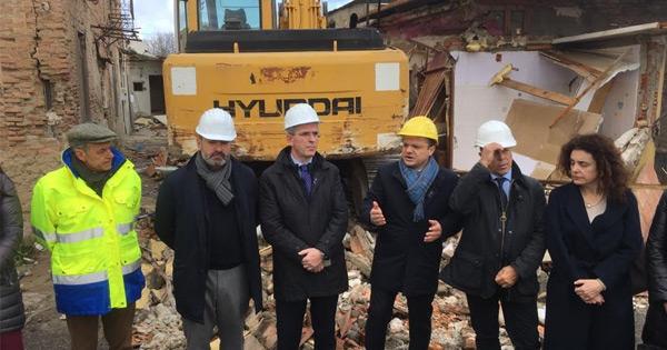 INFRASTRUTTURE - Messina, si demoliscono trentaquattro baracche