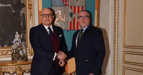 INCONTRI ISTITUZIONALI - Armao riceve ambasciatore di Cuba