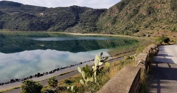 PANTELLERIA - In sicurezza il Lago di Venere e Cala Gadir