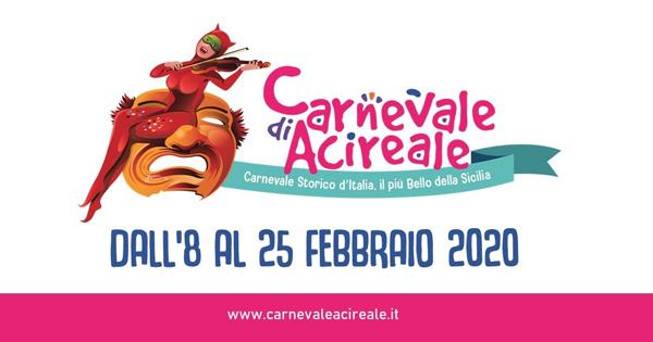 TRENITALIA - Corse gratis per il Carnevale di Acireale