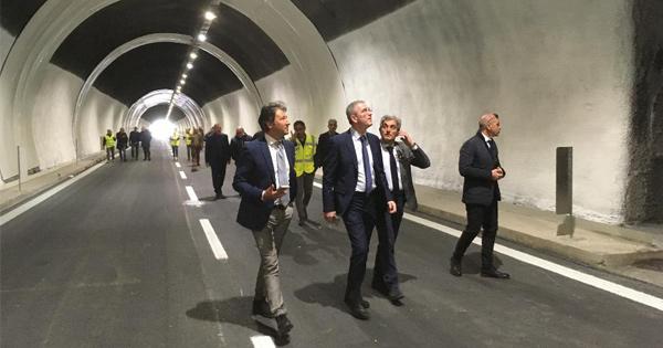 AUTOSTRADA ME-CT - Riapre Galleria Giardini, Falcone: Più sicurezza