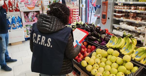 CORONAVIRUS - I controlli della Regione sui prezzi dei prodotti