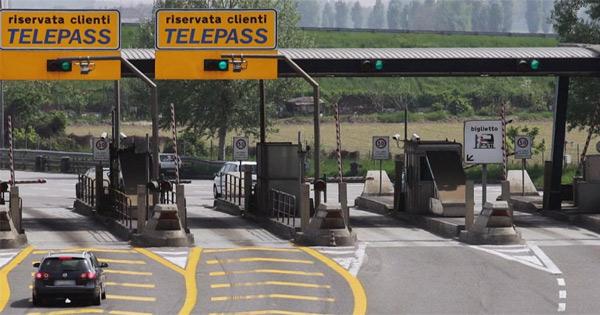 CORONAVIRUS - In Sicilia autostrade gratis per gli autotrasportato