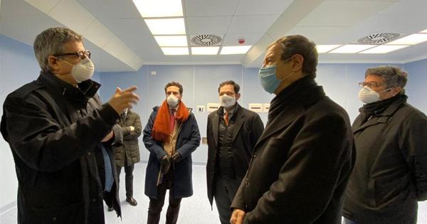 CORONAVIRUS - Ex Imi diventa Covid-Hospital con 60 posti letto