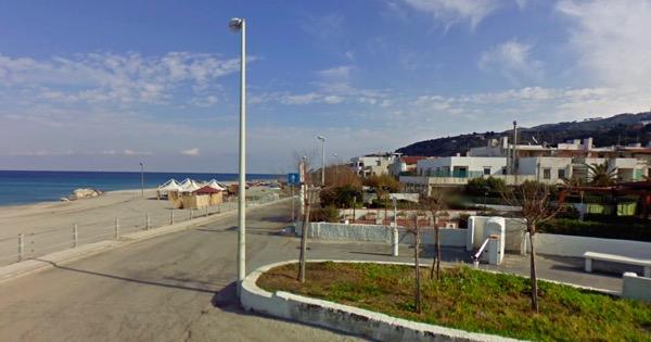 DISSESTO IDROGEOLOGICO - A Messina si sistema la viabilità nel villaggio Rodia