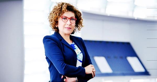 PALAZZO ORLEANS - Michela Giuffrida nuovo portavoce di Musumeci