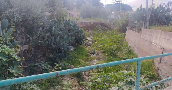 DISSESTO IDROGEOLOGICO - Torretta, un progetto per il torrente Ciachea