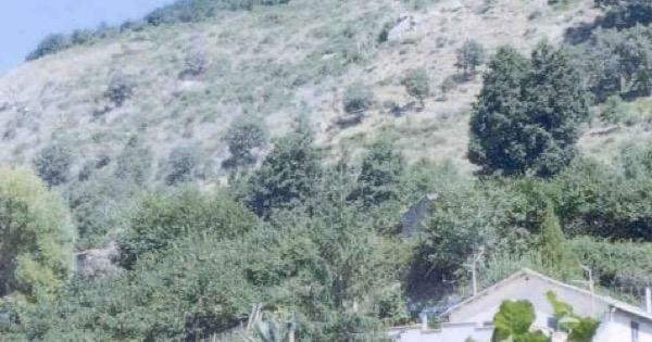 DISSESTO IDROGEOLOGICO - San Salvatore, un progetto per contrada Scrisera