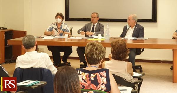POLITICHE SOCIALI - Scavone incontra vertici dei Distretti socio sanitari