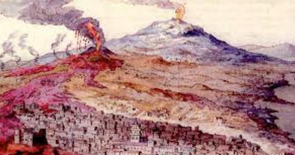 CATANIA - Lunedì si apre la mostra sulla eruzione del 1669