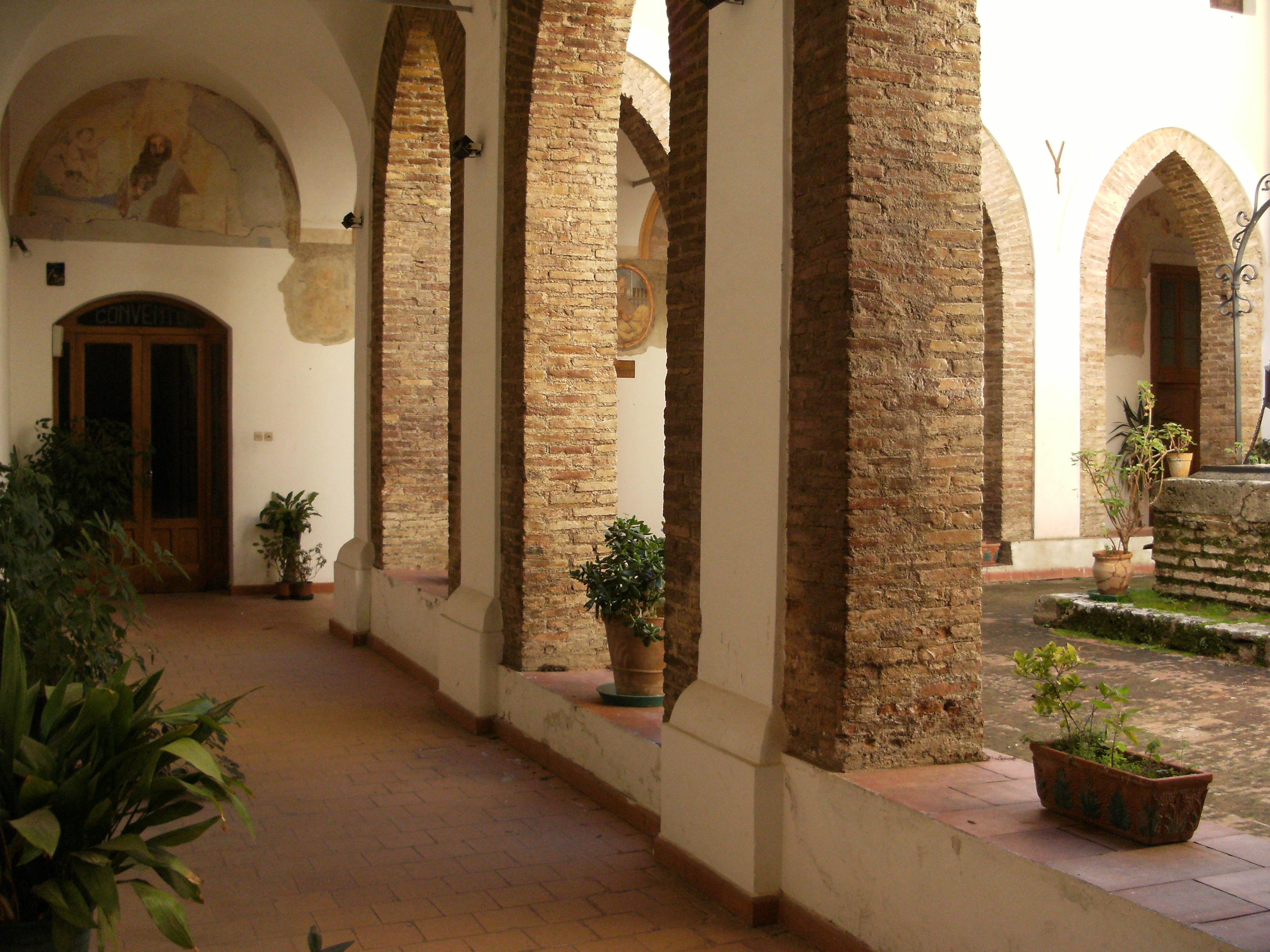 Calvaruso: Convento e Santuario Ecce Homo