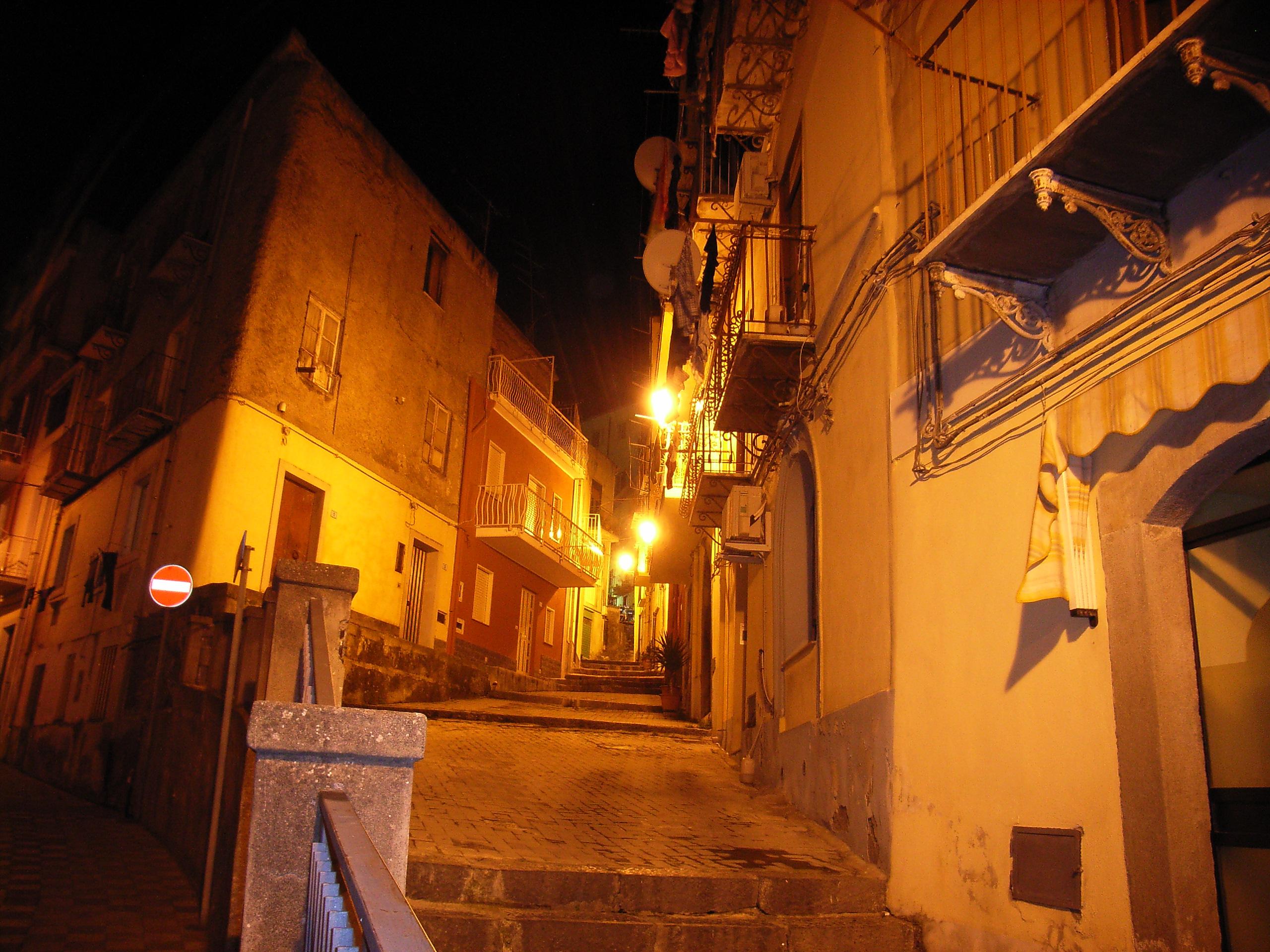 Centro storico di Patti