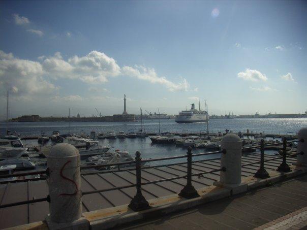 Messina: il porto