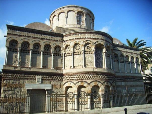 Messina: Chiesa SS, Annunziata dei Catalani