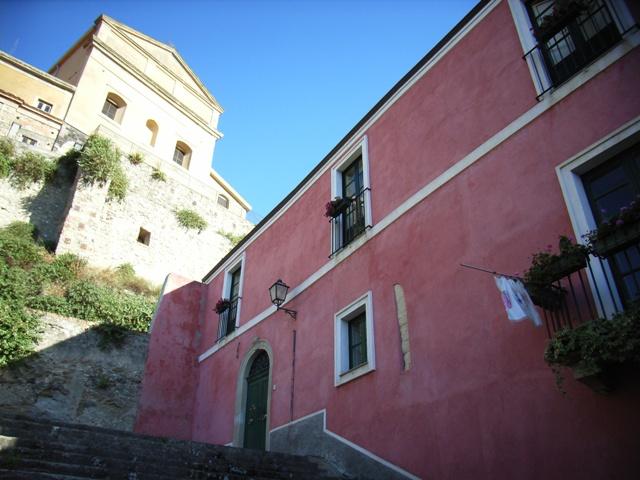 Patti: il quartiere Cattedrale