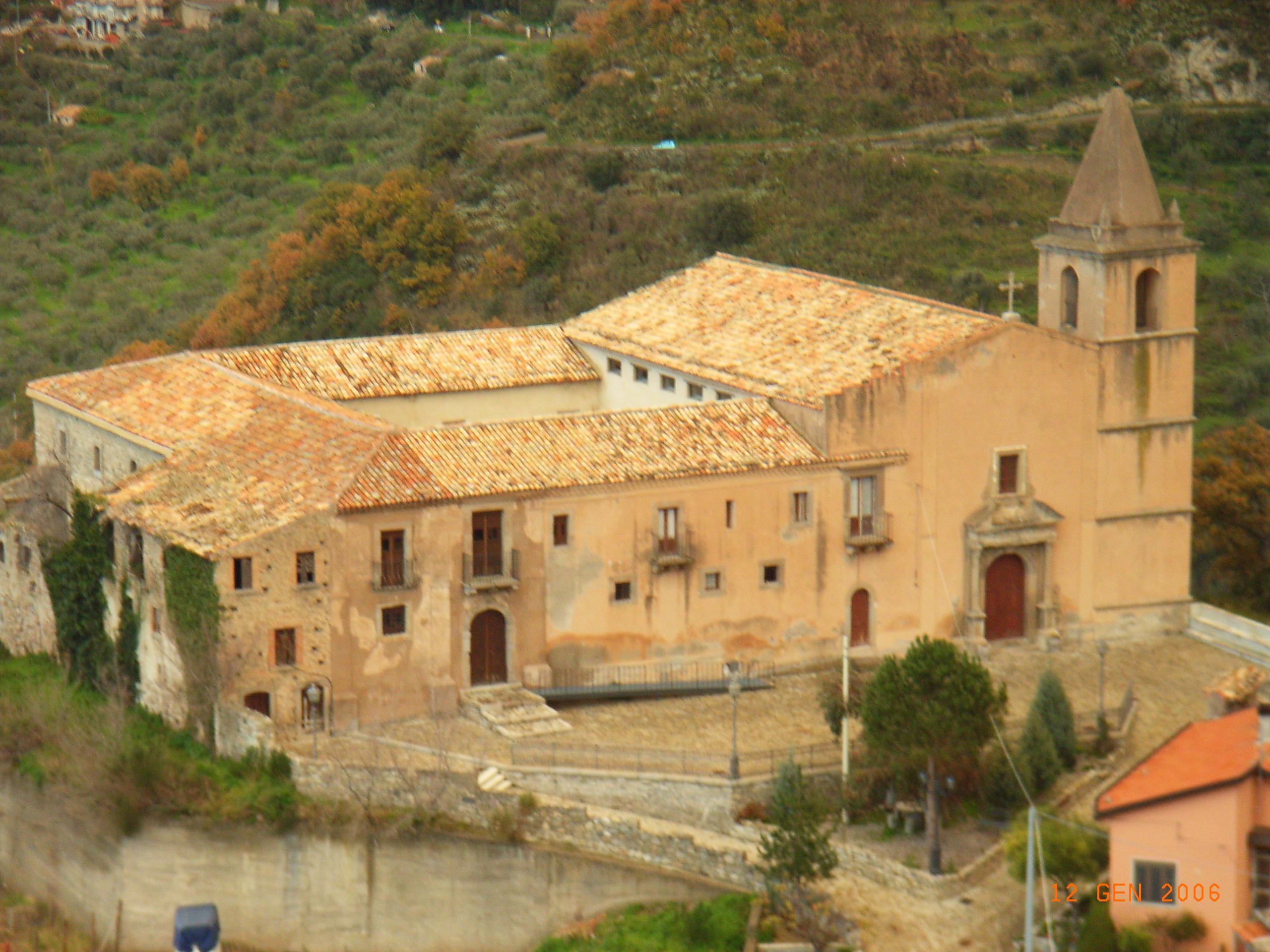 San Piero Patti: Convento Carmelitani Calzati
