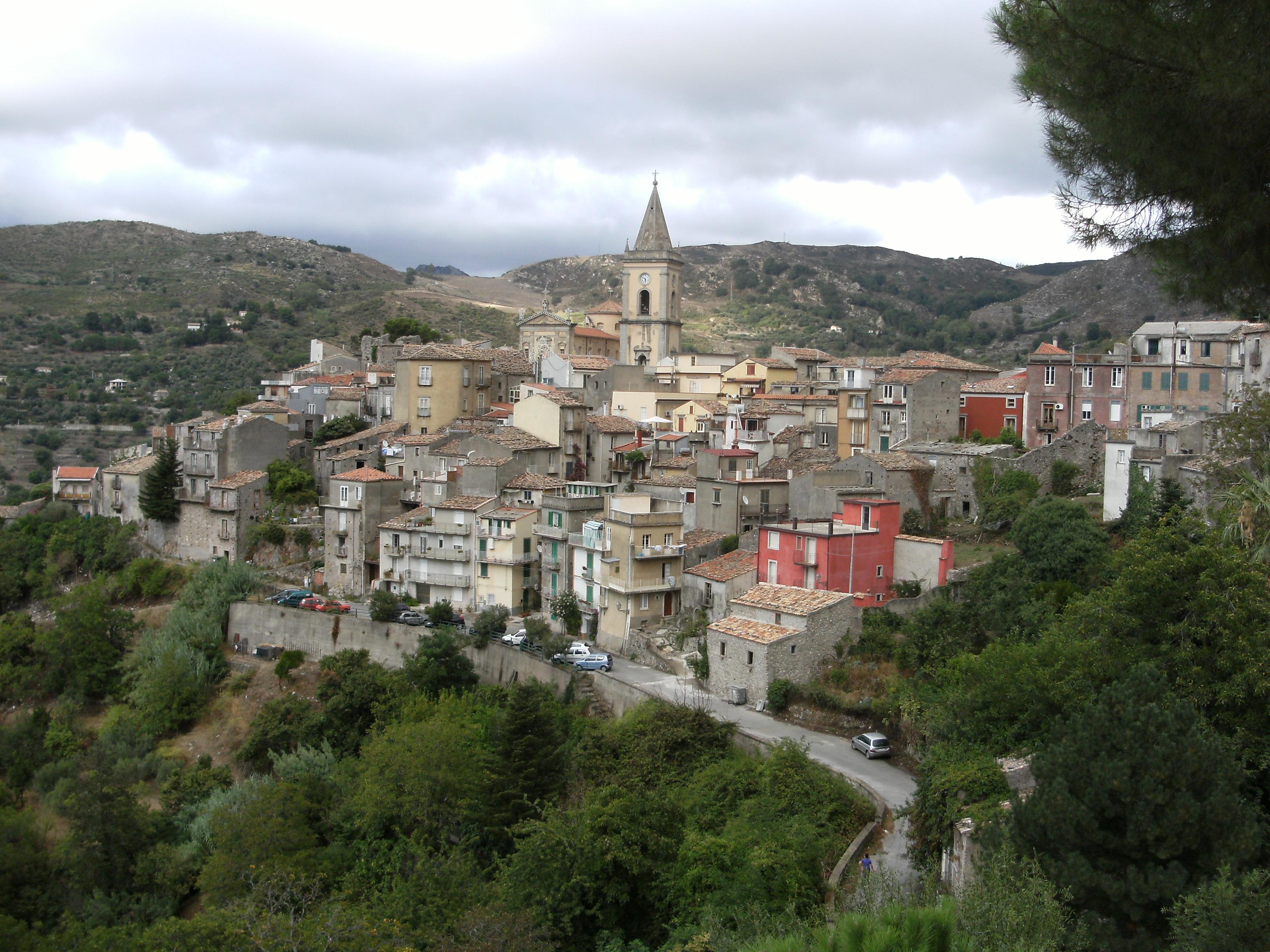 Novara di Sicilia: panorama