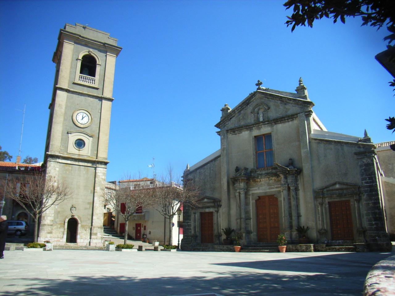 Rometta: Chiesa Madre