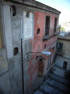 Patti: la casa ove si fermò per una notte Giuseppe Garibaldi