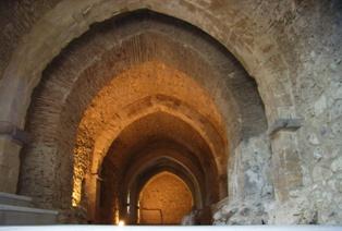 Patti: la cripta della Basilica Cattedrale di San Bartolomeo