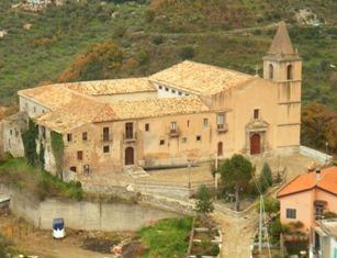San Piero Patti: Convento dei Carmelitani Calzati (1570)