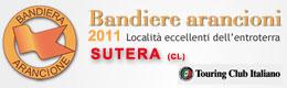 Sutera (CL) - Bandiera Arancione 2011