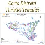 carta distretti turistici tematici