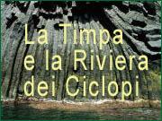 La Timpa e la Riviera dei Ciclopi