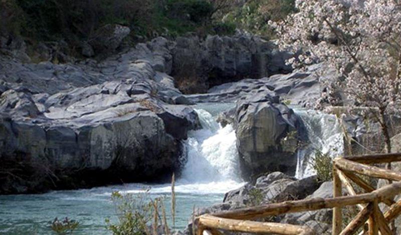 Gole del fiume Alcantara