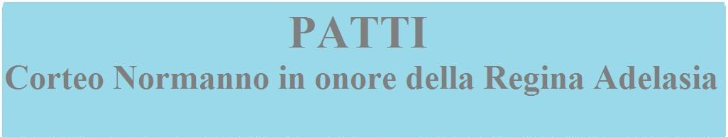 PATTI CORTEO NORMANNO