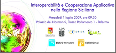 Interoperabilità e cooperazione applicativa nella Regione Siciliana