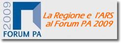 Logo FORUM PA 2009