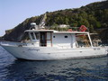 Imbarcazione pescaturismo
