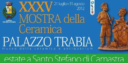 Santo Stefano Camastra: Mostra della Ceramica