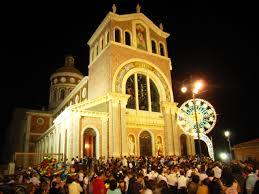 Patti: Santuario Maria SS.ma del Tindari