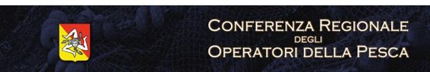 Banner Conferenza Reg.le Operatori Pesca